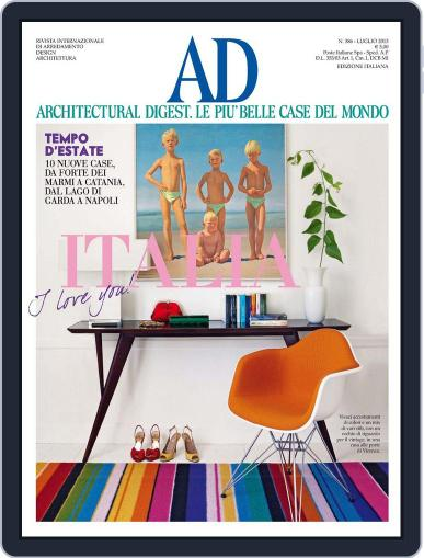Ad Italia (Digital) July 12th, 2013 Issue Cover