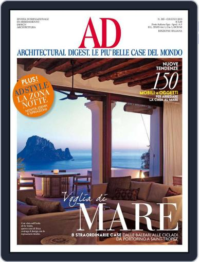 Ad Italia (Digital) June 11th, 2013 Issue Cover