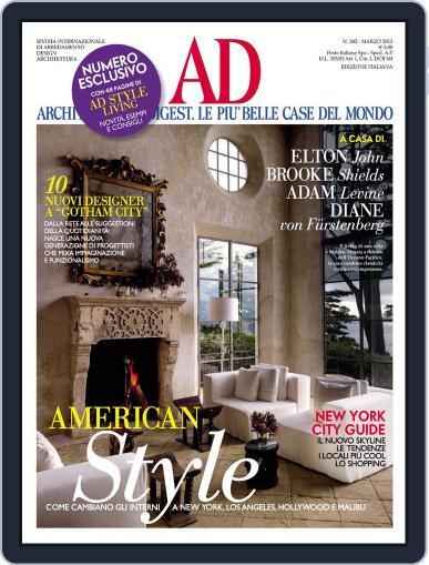 Ad Italia (Digital) March 13th, 2013 Issue Cover