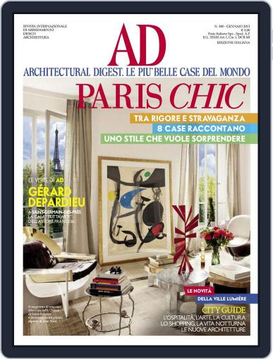 Ad Italia (Digital) January 9th, 2013 Issue Cover