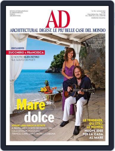Ad Italia (Digital) July 10th, 2012 Issue Cover