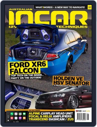 InCar Entertainment Magazine (Digital) October 1st, 2017 Issue Cover