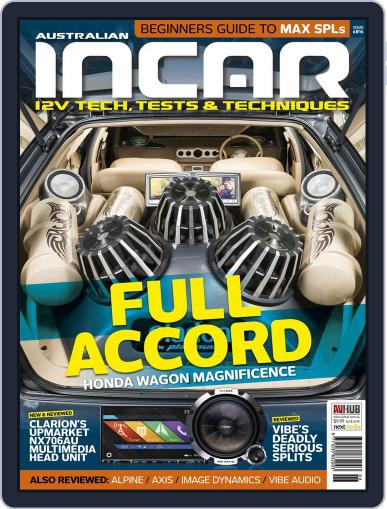 InCar Entertainment Magazine (Digital) December 1st, 2016 Issue Cover