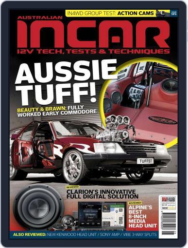 InCar Entertainment Magazine (Digital) September 1st, 2016 Issue Cover