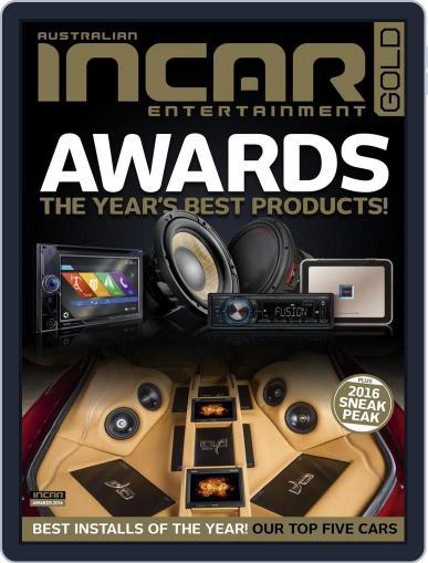 InCar Entertainment Magazine (Digital) November 29th, 2015 Issue Cover