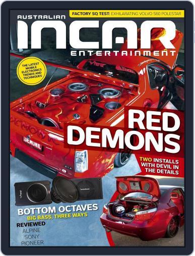 InCar Entertainment Magazine (Digital) October 18th, 2015 Issue Cover