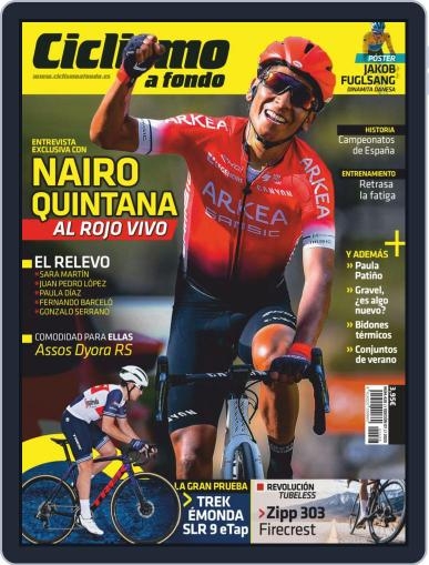 Ciclismo A Fondo July 1st, 2020 Digital Back Issue Cover