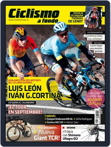 Ciclismo A Fondo (Digital) May 1st, 2020 Issue Cover