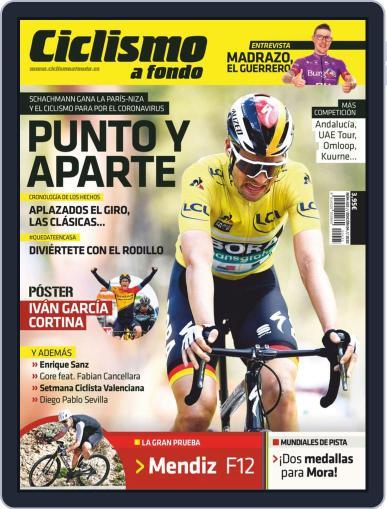 Ciclismo A Fondo (Digital) April 1st, 2020 Issue Cover