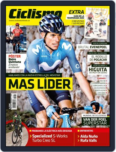 Ciclismo A Fondo (Digital) March 1st, 2020 Issue Cover