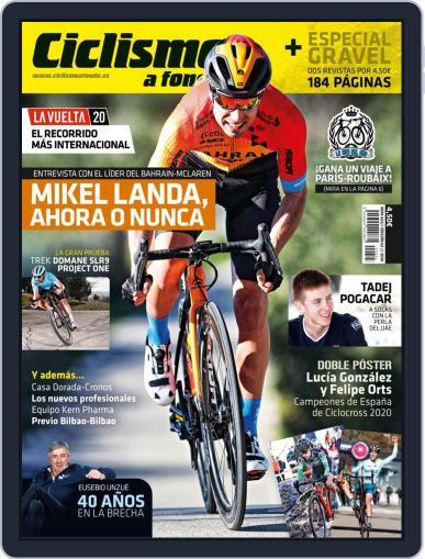 Ciclismo A Fondo (Digital) February 1st, 2020 Issue Cover