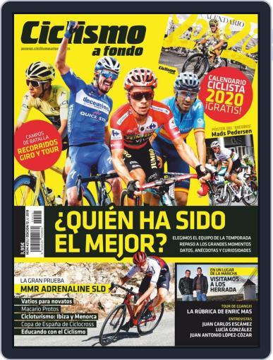 Ciclismo A Fondo (Digital) December 1st, 2019 Issue Cover