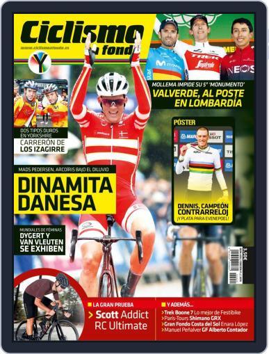 Ciclismo A Fondo (Digital) November 1st, 2019 Issue Cover