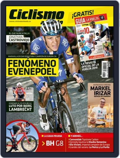 Ciclismo A Fondo (Digital) September 1st, 2019 Issue Cover