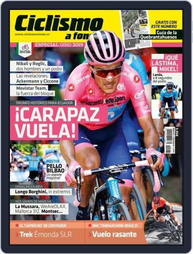 Ciclismo A Fondo (Digital) June 1st, 2019 Issue Cover