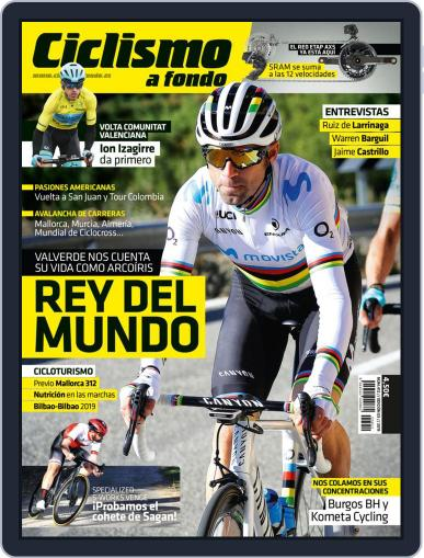 Ciclismo A Fondo (Digital) March 1st, 2019 Issue Cover