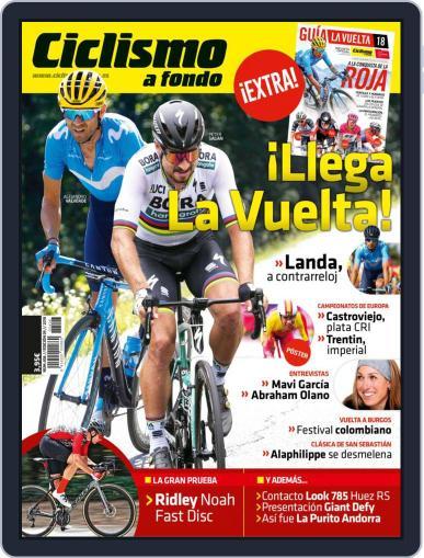 Ciclismo A Fondo (Digital) September 1st, 2018 Issue Cover