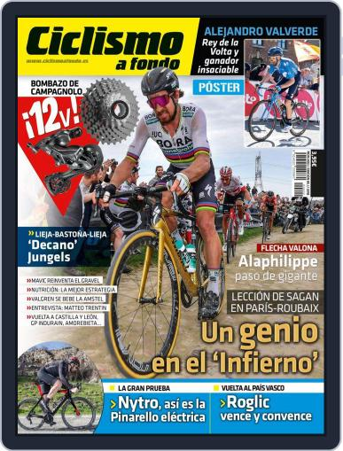 Ciclismo A Fondo (Digital) May 1st, 2018 Issue Cover