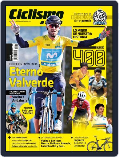 Ciclismo A Fondo (Digital) March 1st, 2018 Issue Cover
