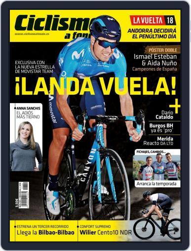 Ciclismo A Fondo (Digital) February 1st, 2018 Issue Cover