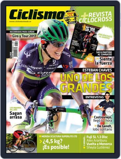 Ciclismo A Fondo (Digital) December 1st, 2016 Issue Cover