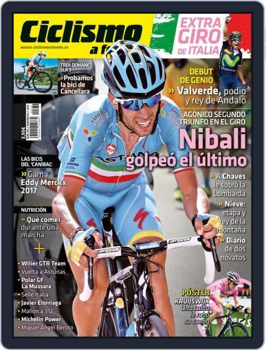 Ciclismo A Fondo (Digital) June 6th, 2016 Issue Cover