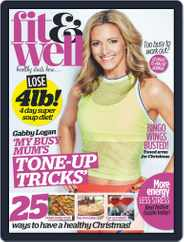 Fit & Well Magazine (Digital) Subscription December 1st, 2017 Issue
