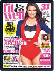 Fit & Well Magazine (Digital) Subscription August 1st, 2017 Issue