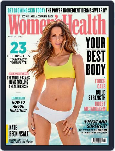 Women's Health UK (Digital) June 1st, 2020 Issue Cover