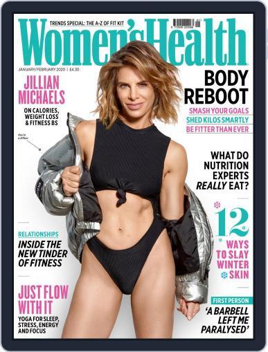 Women's Health UK (Digital) January 1st, 2020 Issue Cover