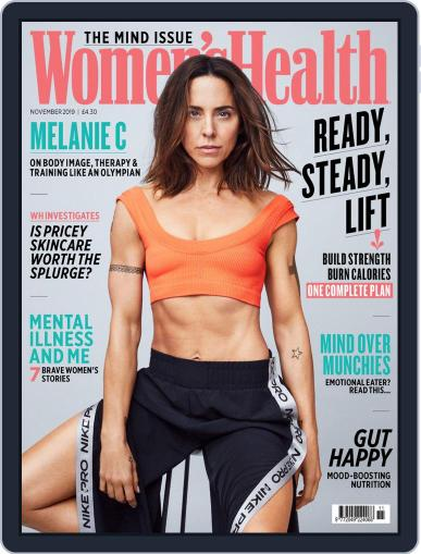 Women's Health UK (Digital) November 1st, 2019 Issue Cover