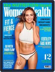 Women's Health UK (Digital) Subscription October 1st, 2019 Issue