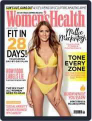 Women's Health UK (Digital) Subscription June 1st, 2018 Issue