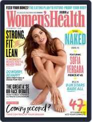 Women's Health UK (Digital) Subscription September 1st, 2017 Issue