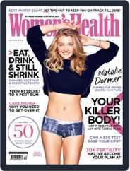 Women's Health UK (Digital) Subscription November 4th, 2015 Issue