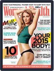 Women's Health UK (Digital) Subscription December 5th, 2014 Issue
