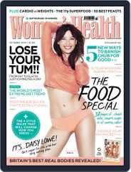 Women's Health UK (Digital) Subscription September 2nd, 2014 Issue
