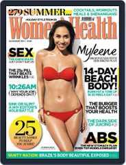 Women's Health UK (Digital) Subscription June 10th, 2014 Issue