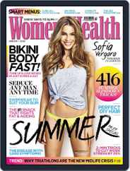 Women's Health UK (Digital) Subscription May 6th, 2014 Issue