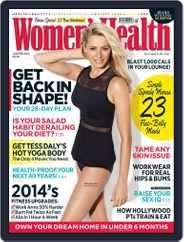 Women's Health UK (Digital) Subscription December 3rd, 2013 Issue