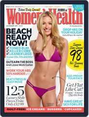 Women's Health UK (Digital) Subscription June 4th, 2013 Issue