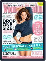 Women's Health UK (Digital) Subscription February 6th, 2013 Issue