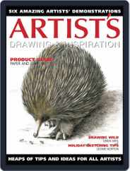 Artists Drawing and Inspiration (Digital) Subscription January 1st, 2020 Issue
