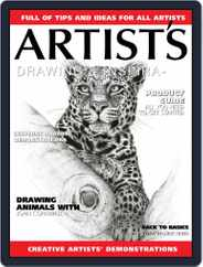 Artists Drawing and Inspiration (Digital) Subscription January 1st, 2018 Issue