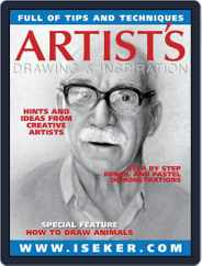 Artists Drawing and Inspiration (Digital) Subscription August 1st, 2017 Issue