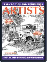 Artists Drawing and Inspiration (Digital) Subscription March 14th, 2016 Issue