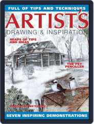 Artists Drawing and Inspiration (Digital) Subscription December 10th, 2015 Issue