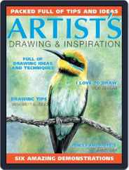Artists Drawing and Inspiration (Digital) Subscription September 7th, 2015 Issue