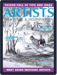 Artists Drawing and Inspiration (Digital) Subscription June 1st, 2015 Issue