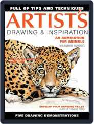 Artists Drawing and Inspiration (Digital) Subscription March 15th, 2015 Issue